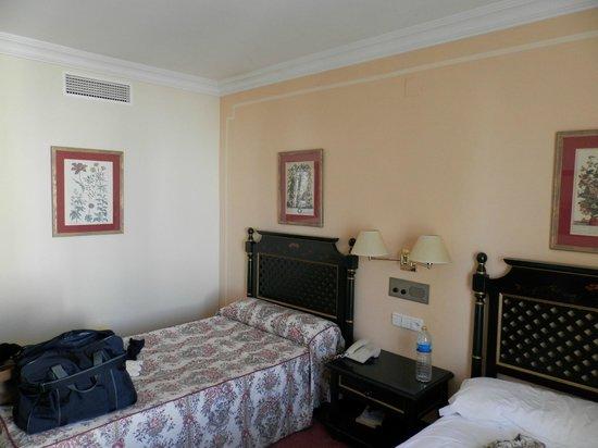Hotel Cristina: Habitación doble