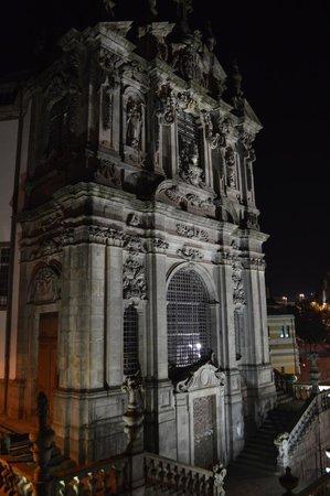 Yes! Hostel Porto: Ausblick vom Balkon