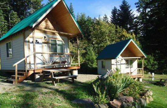 North Umpqua River Cabin Rentals Cabins 15 16 In The