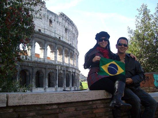 Relais Fontana Di Trevi: Coliseu