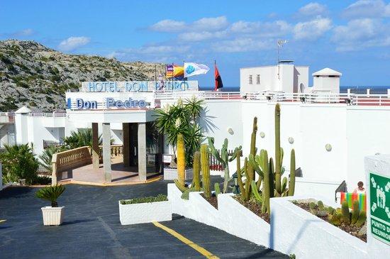 SENTIDO Don Pedro: Hotel Reception