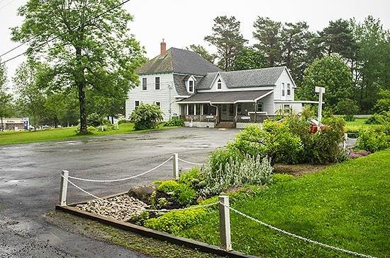Homeport Motel : Reception