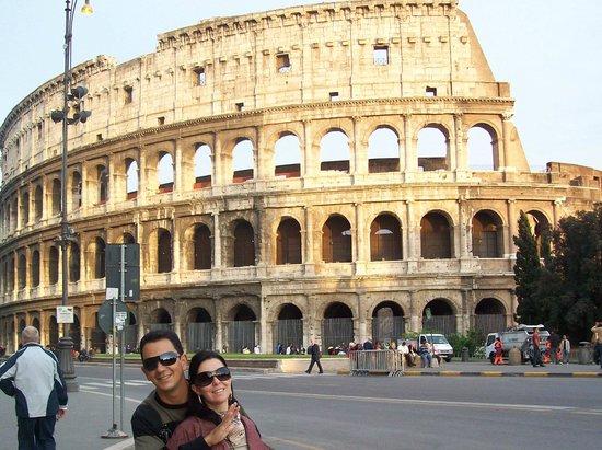 Relais Fontana Di Trevi: Coliseu - perto