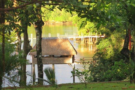 Hotel Bocas del Mar : Au petit matin