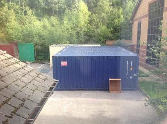 Holiday Inn Rotherham-Sheffield M1, Jct. 33: View from room as a top tier Platinum member!