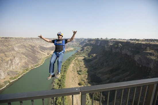 Red Lion Hotel Twin Falls Base Jumping In Canyon Springs