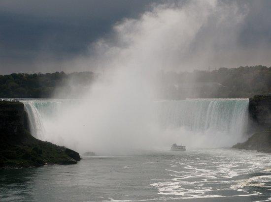 King Tours: Horseshoe falls