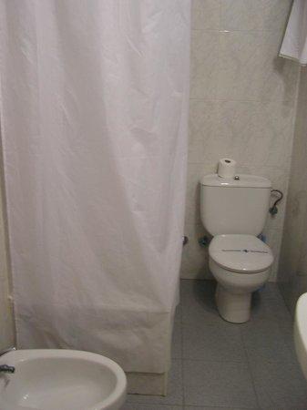 Eco Hotel Mundaka : Clean amenities