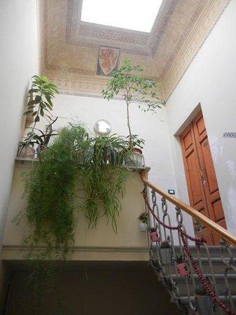 Soggiorno Annamaria: Stairwell