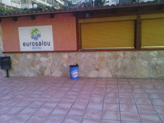 Eurosalou Hotel : hotel