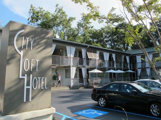 City Loft Hotel: a wonderful hotel