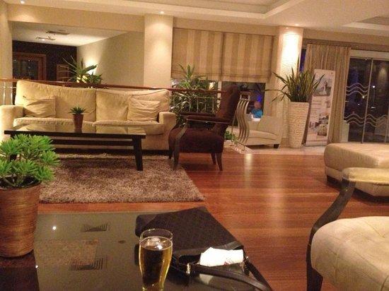 Atlantica Miramare Beach: Reception/Lounge Area
