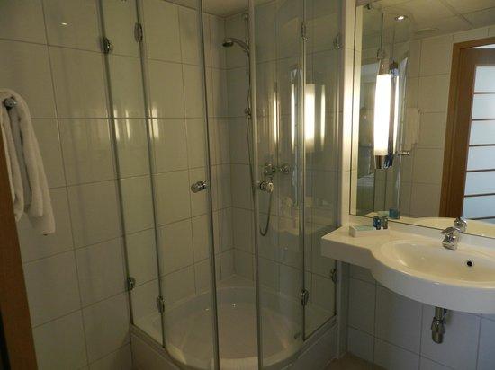 Novotel Krakow City West: Salle de bain