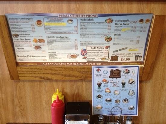 The wood house bismarck restaurant reviews phone for King s fish house menu