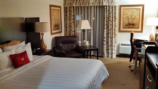 Novi Oaks Hotel: My room