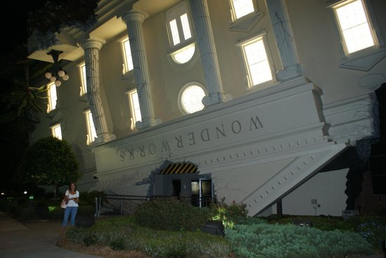 WonderWorks: from being an adult to a kid again