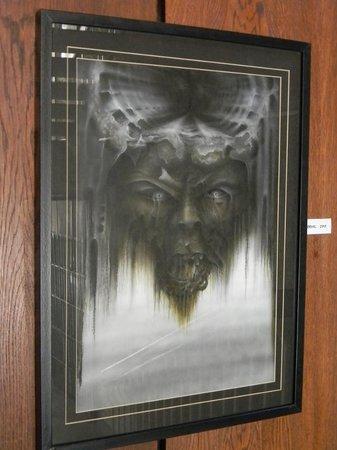 Devil's Museum: Devil Display