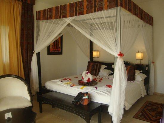 Dream of Zanzibar : Chambre