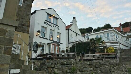 The Royal Hotel: Well worth a visit