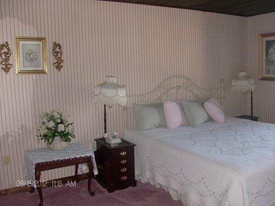 Fenmore Hills Hotel: Victorian Suite