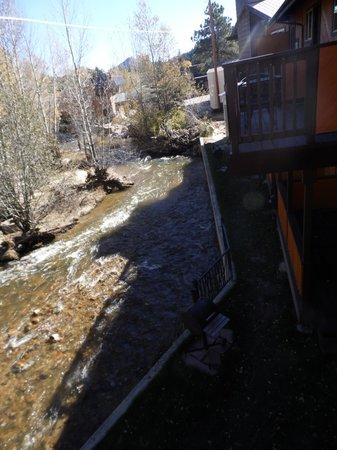 Murphy's River Lodge: Peacful