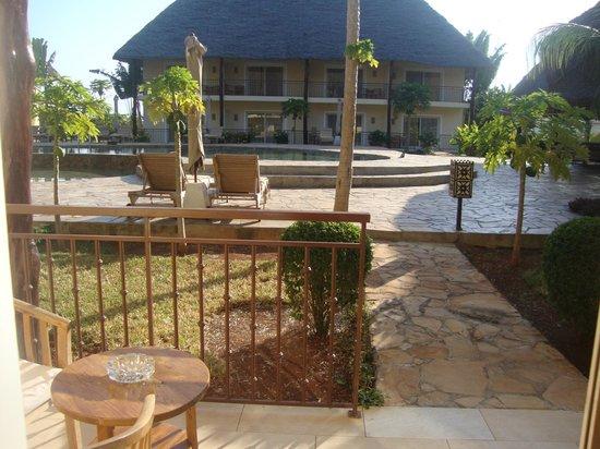 Dream of Zanzibar : Vue de la chambre