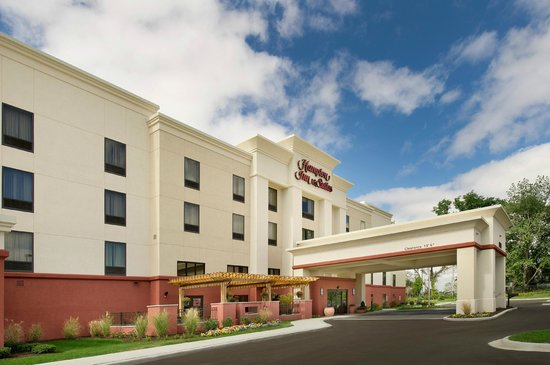 Hampton Inn Kimball: Hotel Exterior