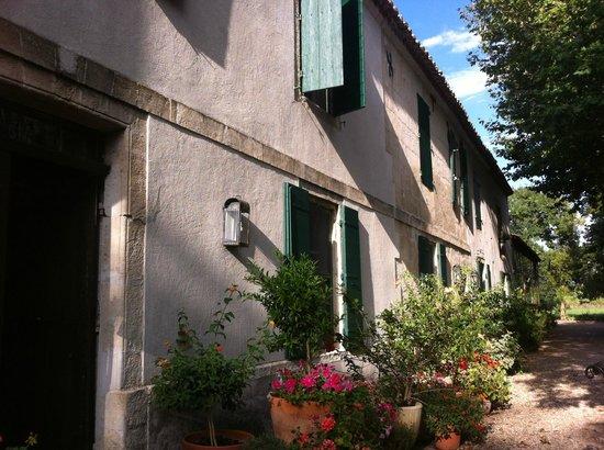 Mas Du Petit Grava : A beautiful place