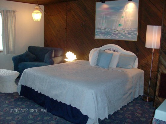 Fenmore Hills Hotel: Sea Shore Suite