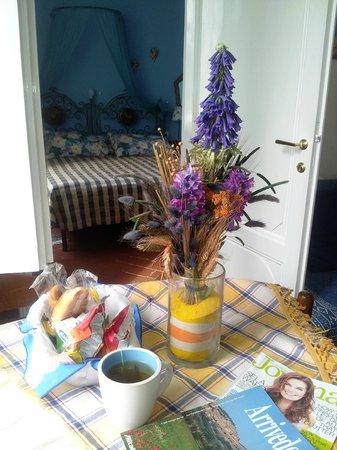 Il Buongiorno con la colazione di Florentia Apartments