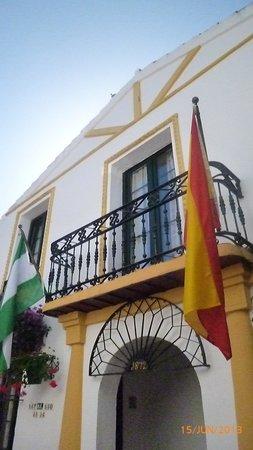 Globales Pueblo Andaluz : La mairie