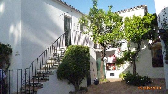 Globales Pueblo Andaluz : Nos chambres