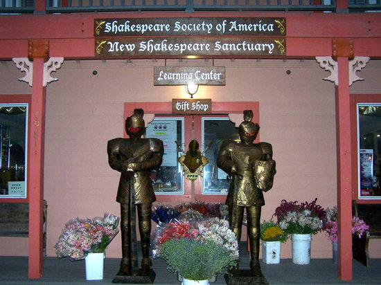 The Shakespeare Society of America