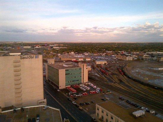 Delta Hotels Regina : View from the 22nd floor