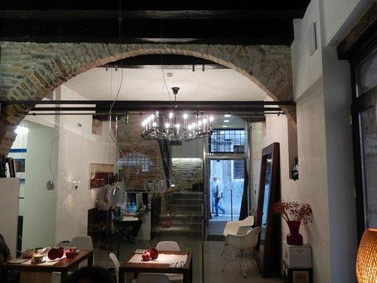 Corte Di Gabriela: Dining room
