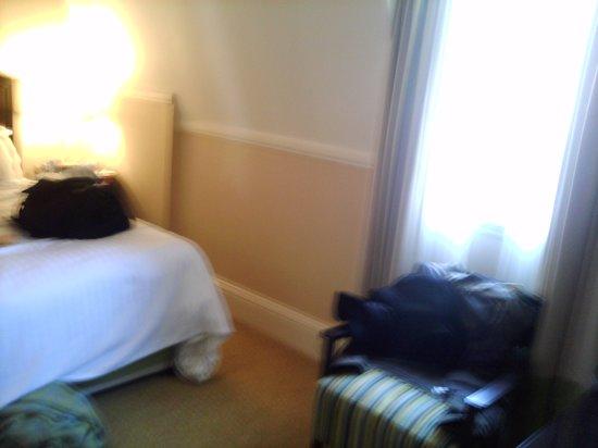 Bristol Marriott Royal Hotel: clean