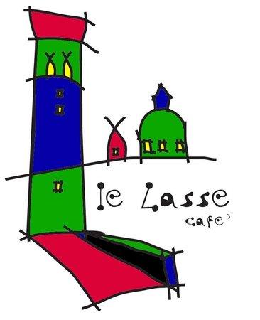 Le Lasse Cafe : Logo