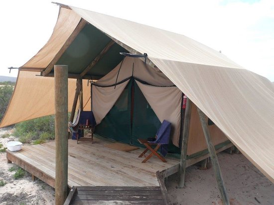 Sal Salis Ningaloo Reef: Tent