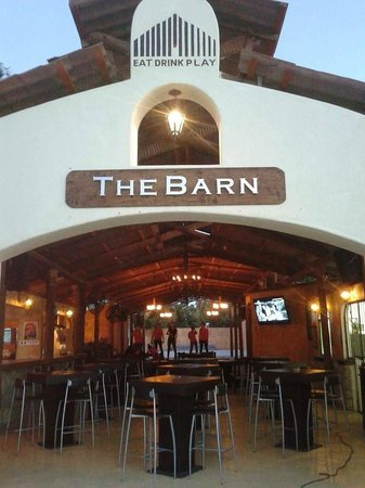 ‪The Barn Bar‬