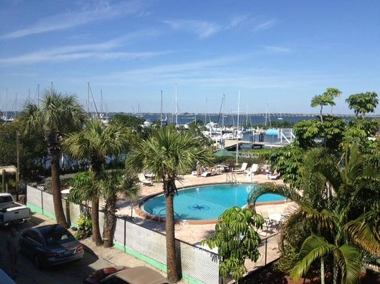 Fishermen's Village Resort: View from unit 22