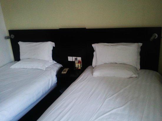 FX Hotel Shanghai North Bund: Ok Room