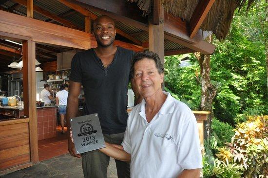Aguila de Osa Inn: Meeting Bradd, the owner