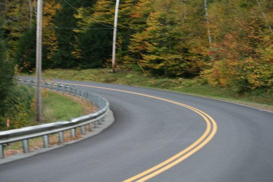Vacationland Inn: Fall Foliage Drives in Maine 2013