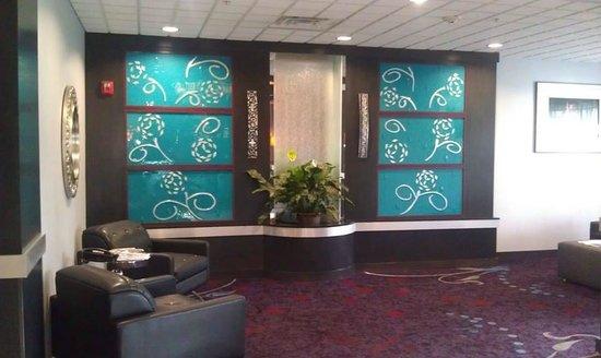 Holiday Inn Express & Suites Columbus-Polaris Parkway: Lobby area