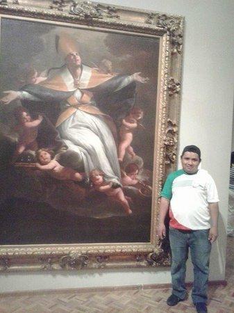 Museo Nacional de San Carlos: maravilloso cuadro del siglo xv en el museo de san carlos