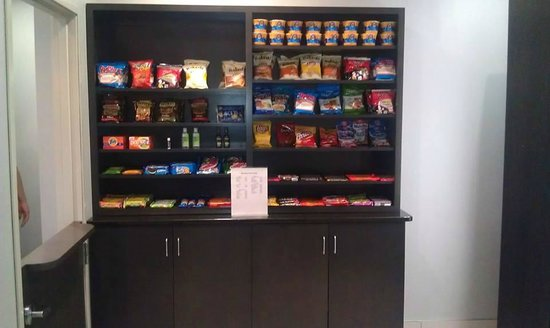 Holiday Inn Express & Suites Columbus-Polaris Parkway: Snacks for sale.