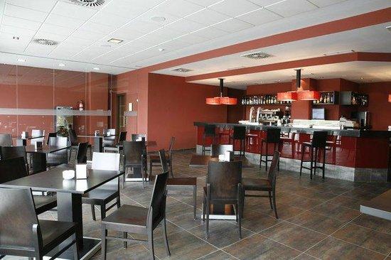 Pelabravo, Espagne : Cafeteria Libet hotel