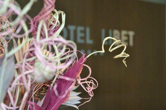 Pelabravo, Espagne : Reception Libet hotel