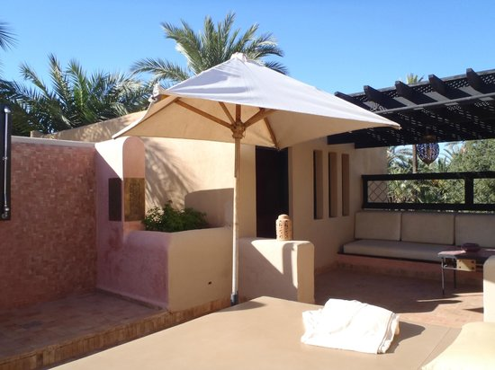 Club Med Marrakech le Riad: terrasse