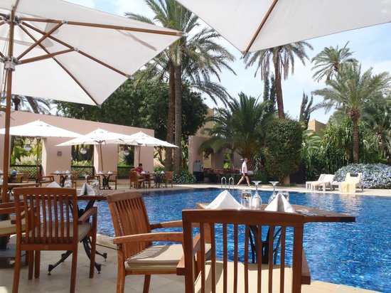 Club Med Marrakech le Riad : piscine